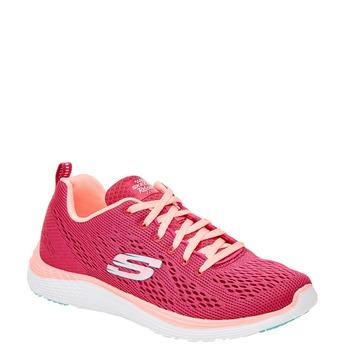 Dámské sportovní tenisky skechers, růžová, 509-5706 - 13