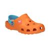 Dětské sandály s žabičkou oranžové coqui, oranžová, 301-5602 - 13