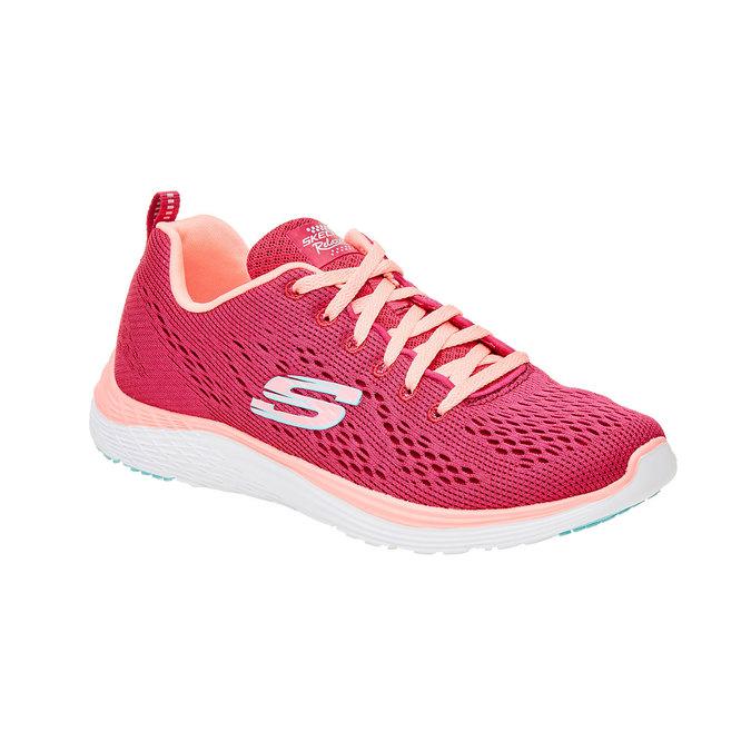 Dámské sportovní tenisky skecher, růžová, 509-5706 - 13