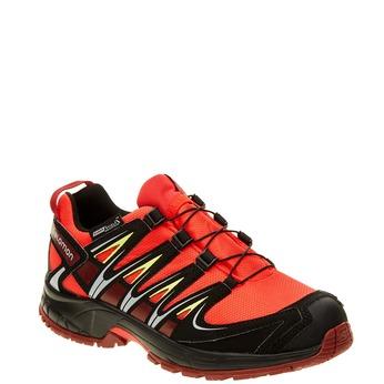 Dětská sportovní obuv salomon, oranžová, černá, 309-5007 - 13