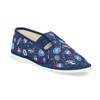 Dětské pantofle bata, modrá, 379-9012 - 13