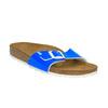 Dámské nazouváky na korkové podešvi birkenstock, modrá, 561-9002 - 13
