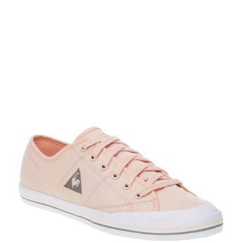 Růžové ležérní tenisky le-coq-sportif, růžová, 589-5323 - 13