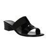 Dámské sandály na nízkém podpatku bata, černá, 671-6835 - 13