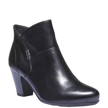 Dámská kotníčková obuv bata, černá, 794-6109 - 13