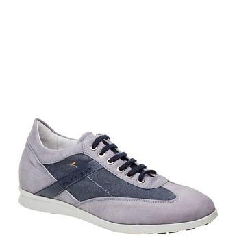 Pánské ležérní tenisky flexible, modrá, 826-9638 - 13