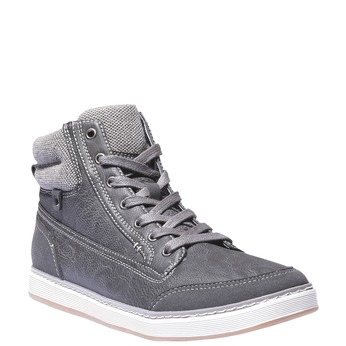 Kotníčkové tenisky bata, šedá, 841-2401 - 13