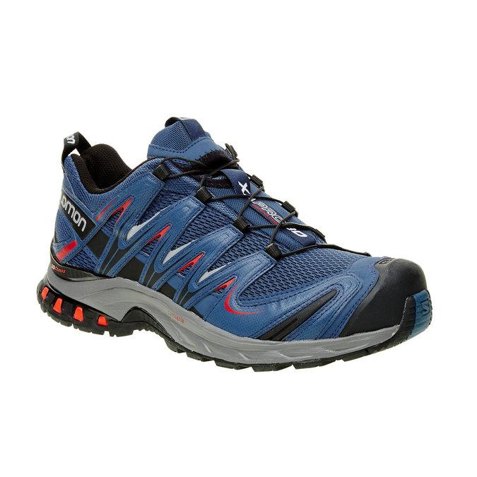 Pánská sportovní obuv salomon, modrá, 849-9023 - 13
