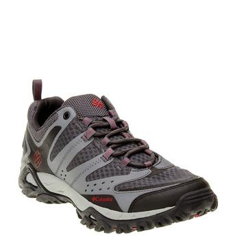 Pánská sportovní obuv columbia, šedá, černá, 849-6018 - 13
