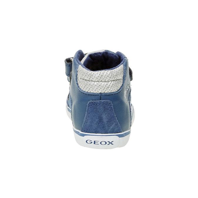 Dětské kotníčkové tenisky geox, modrá, 129-9101 - 17