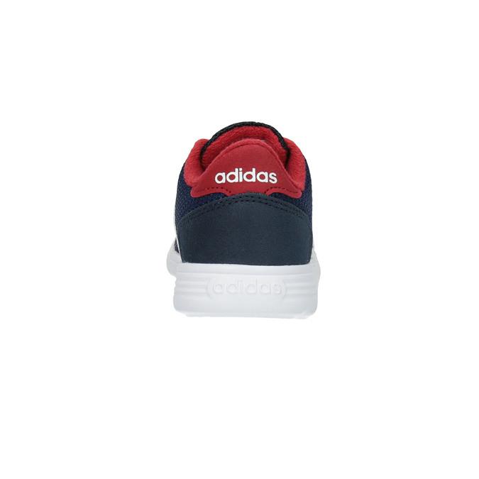 Dětské tenisky ve sportovním designu adidas, modrá, 109-9141 - 17