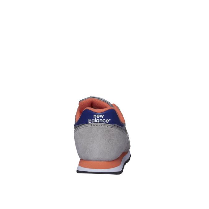 Dámské sportovní tenisky new-balance, šedá, 503-2273 - 17