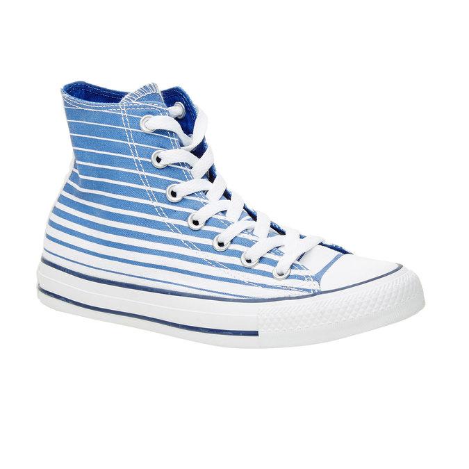Pánské kotníčkové tenisky converse, modrá, 899-9004 - 13
