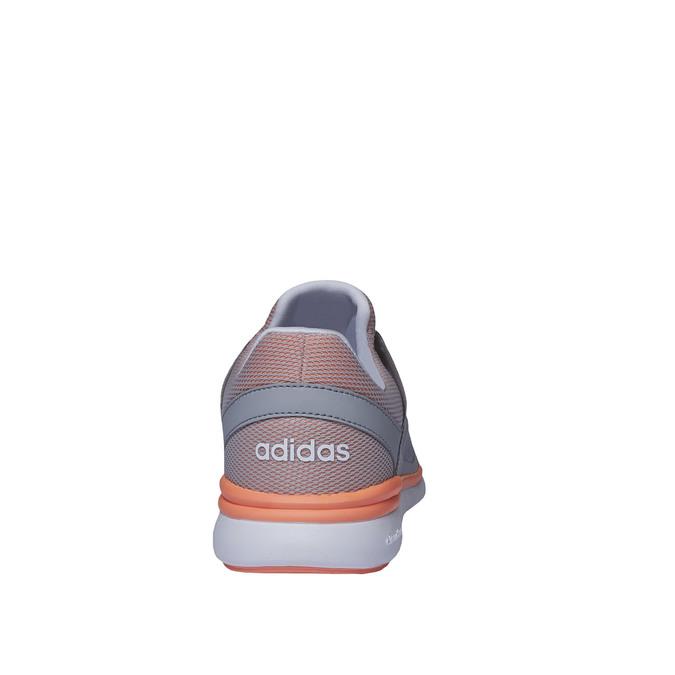 Dámská sportovní obuv adidas, šedá, 509-2686 - 17