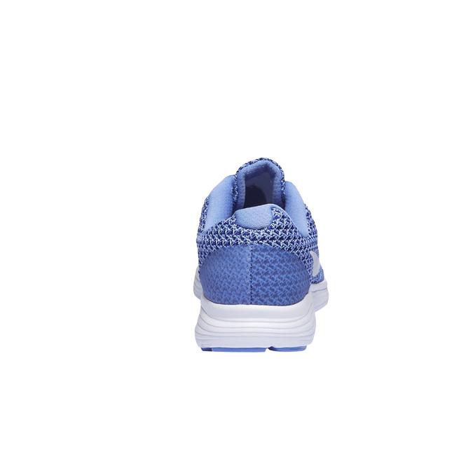Dámské sportovní tenisky nike, modrá, 509-9220 - 17