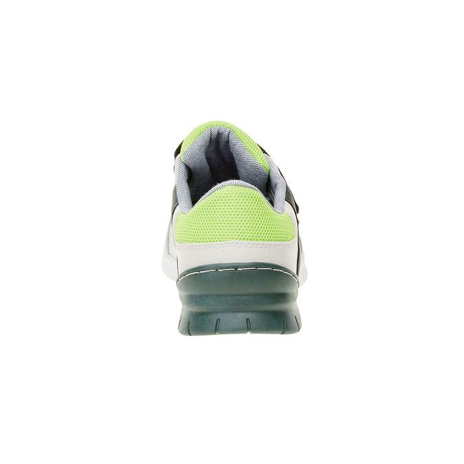 Dětské tenisky mini-b, zelená, 311-7192 - 17