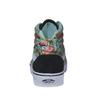 Kotníčkové tenisky s květinovým motivem vans, černá, zelená, 503-7705 - 17