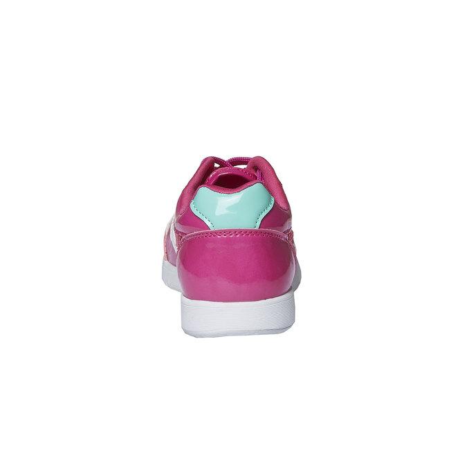 Dívčí sportovní tenisky mini-b, růžová, 329-5175 - 17