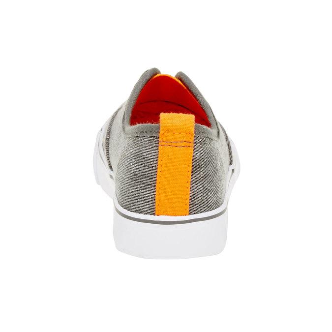 Dětské Plim Soll boty mini-b, šedá, 319-2150 - 17
