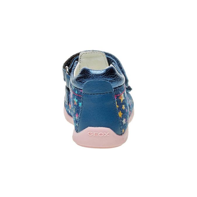 Dětské sandály geox, modrá, 169-9100 - 17