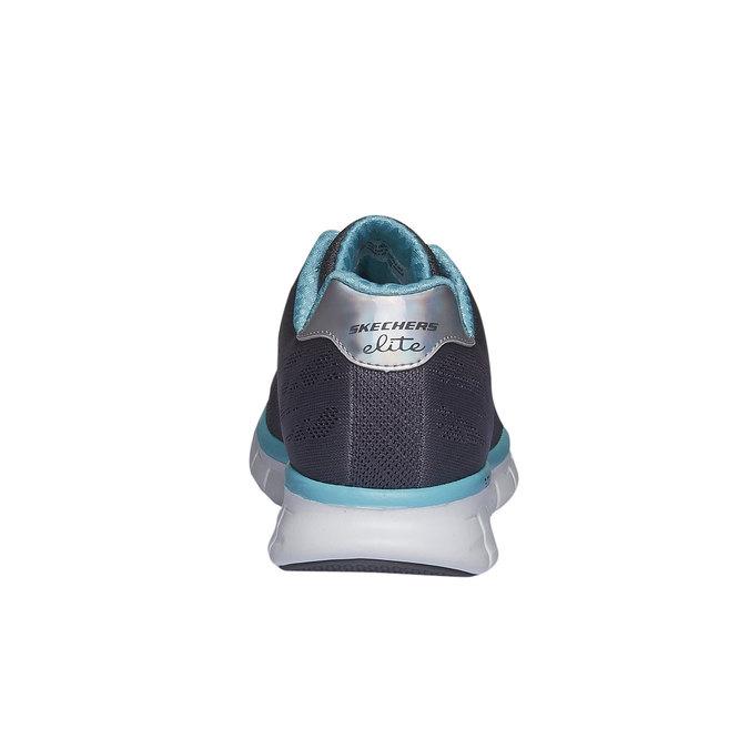 Dámské běžecké tenisky skecher, šedá, 509-2259 - 17