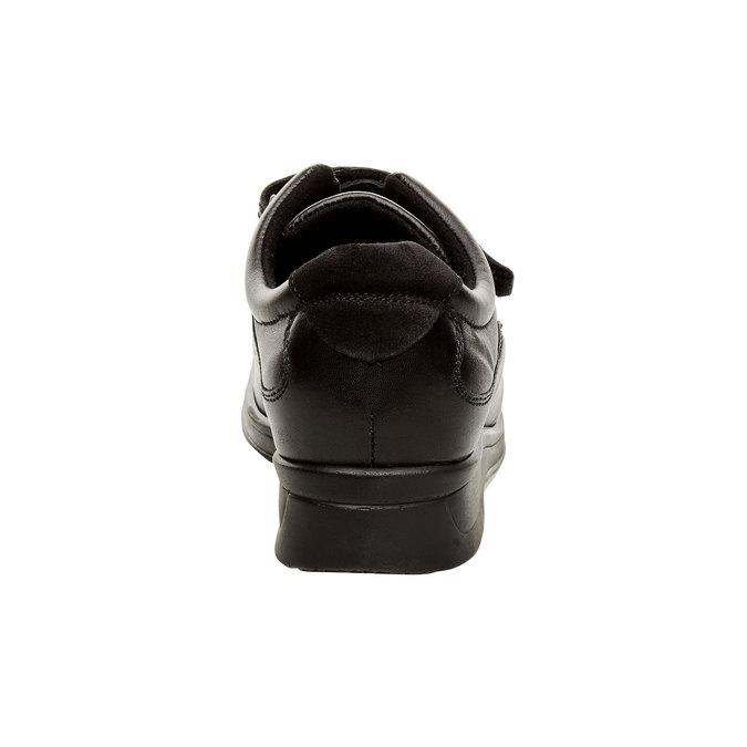Dámská zdravotní obuv medi, černá, 534-6107 - 17