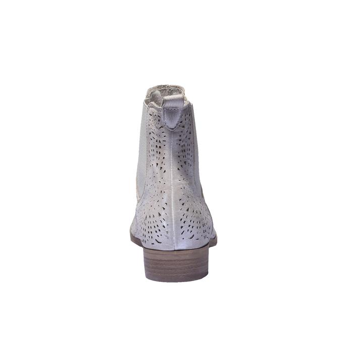 Chelsea s exkluzivním zdobením bata, šedá, 594-2710 - 17
