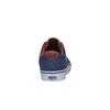 Pánské tenisky s denimovým svrškem vans, modrá, 889-9204 - 17
