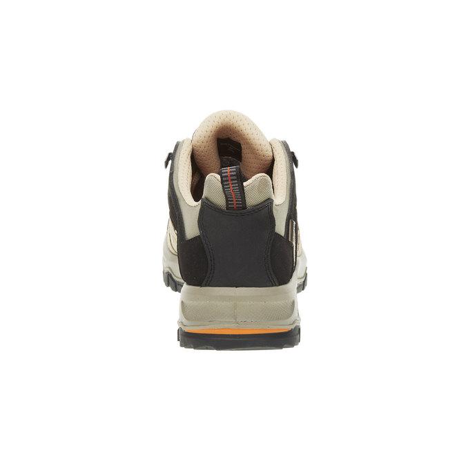 Kožené Outdoor boty, žlutá, 543-8208 - 17