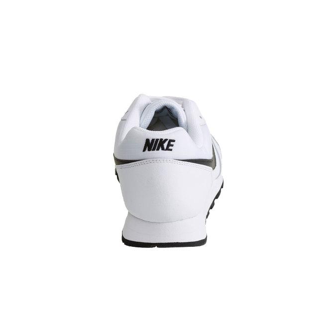 Pánská sportovní obuv nike, bílá, 804-1159 - 17