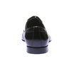 Luxusní kožené Oxfordky bata, černá, 824-6121 - 17