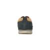 Kožené ležérní polobotky weinbrenner, modrá, 846-9436 - 17