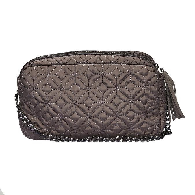Textilní mini kabelka bata, žlutá, 969-8244 - 26