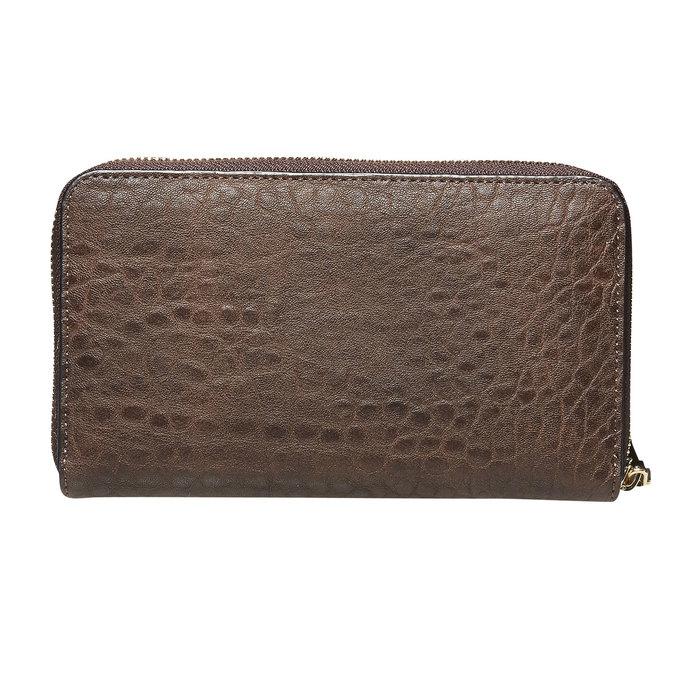 Dámská peněženka bata, hnědá, 941-4102 - 26
