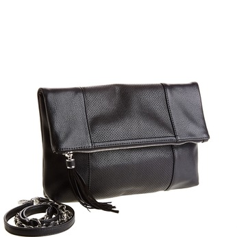 Crossbody kabelka se střapcem bata, černá, 961-6777 - 13
