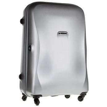Skořepinový kufr na kolečkách carlton, šedá, 960-2103 - 13