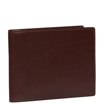 Pánská kožená peněženka bata, hnědá, 944-4122 - 13