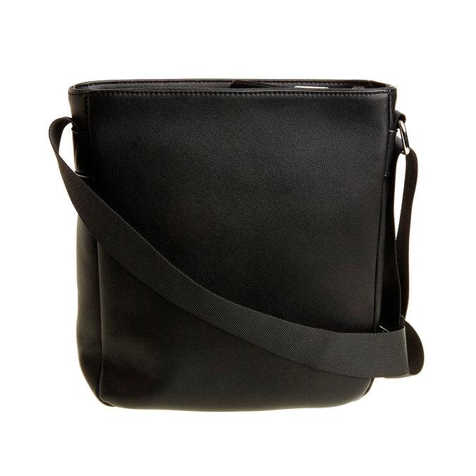 Pánská Crossbody taška bata, černá, 961-6783 - 26