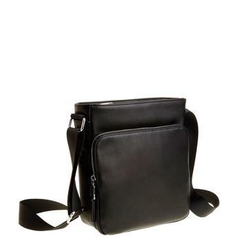 Pánská Crossbody taška bata, černá, 961-6783 - 13