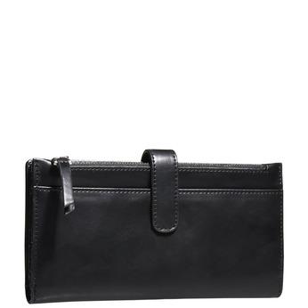 Dámská peněženka bata, černá, 941-6101 - 13