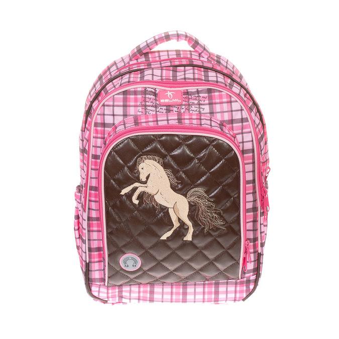 Batoh pro dívky belmil, růžová, 969-5109 - 26