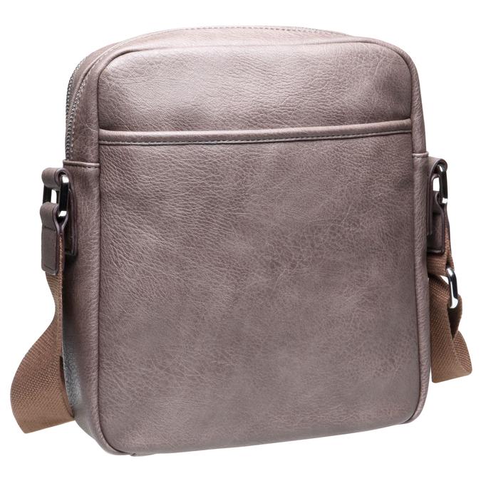 Pánská taška přes tělo bata, hnědá, 961-4551 - 13