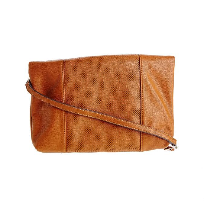 Crossbody kabelka se střapcem bata, hnědá, 961-3777 - 26