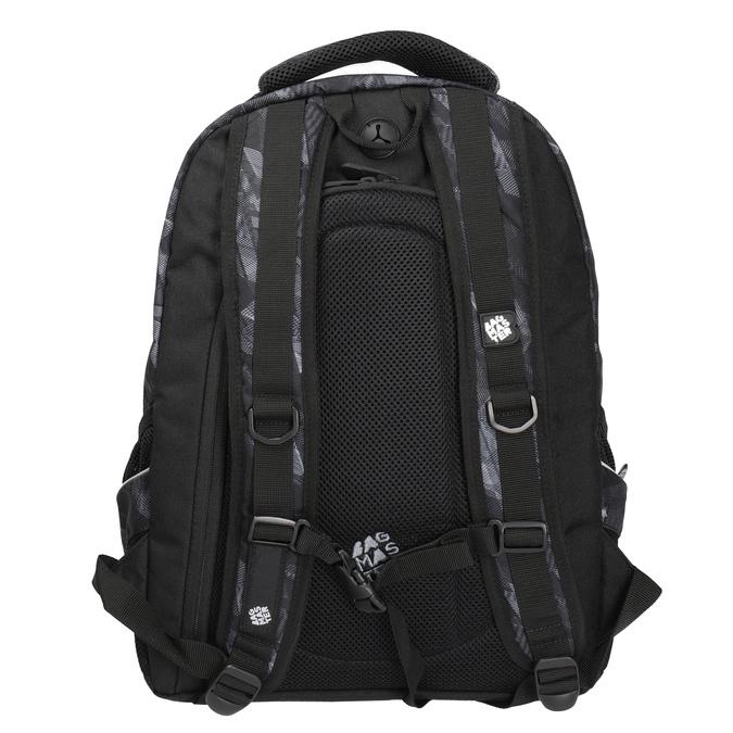 Dětský školní batoh bagmaster, černá, 969-6606 - 19