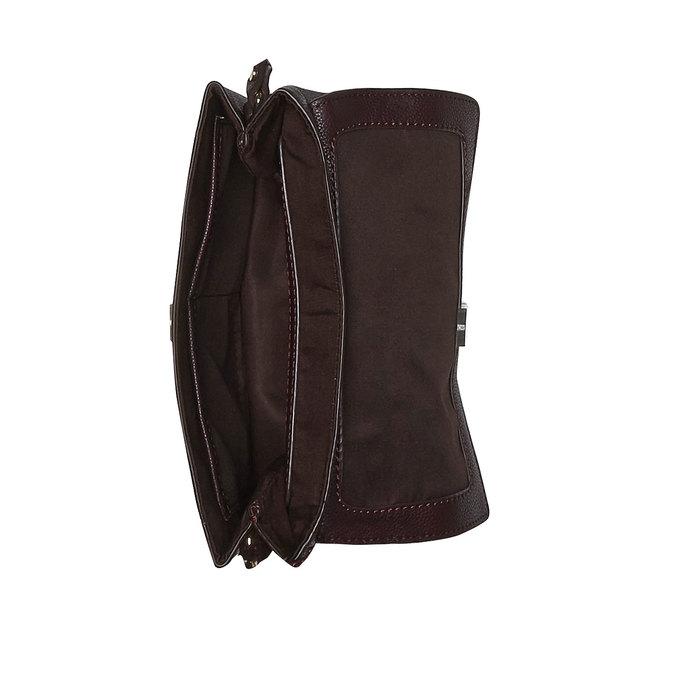 Crossbody kabelka bata, fialová, 961-5348 - 15