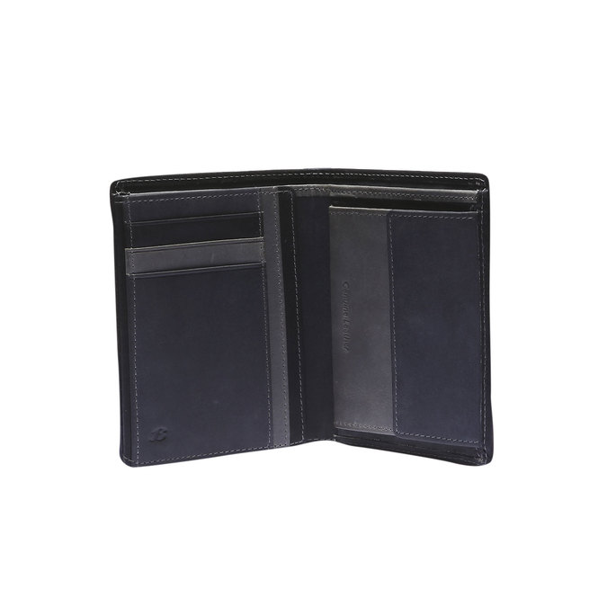 Wallet bata, černá, 944-6136 - 15