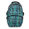 Dětský školní batoh bagmaster, modrá, zelená, 969-9602 - 15