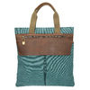 Textilní kabelka s popruhem weinbrenner, tyrkysová, 969-9621 - 19