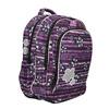 Fialový školní batoh belmil, fialová, 969-5628 - 13