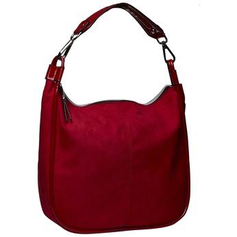 Kabelka na rameno bata, červená, 969-5367 - 13